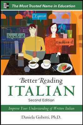 Better Reading Italian By Gobetti, Daniela